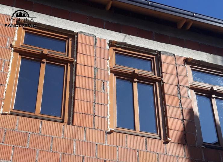Drveni prozori - Drvofinal Pandurević, Ivanjica