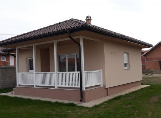 Montažne kuće - Drvofinal Pandurević, Ivanjica