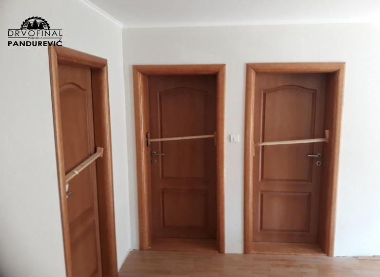 Drvena sobna vrata - Drvofinal Pandurević, Ivanjica